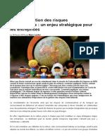 Análisis de gestión intercultural