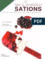 PhilippeConticini - Sensations