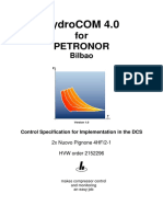 Hydrocom Specification Petronor NP HISA V1_0