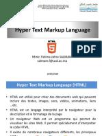 Séance2 Cours HTML