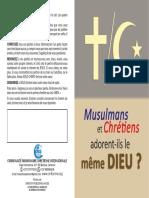 musulmans et chrétiens Meme Dieu cahier.pdf