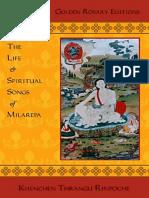 Khenchen Thrangu Rinpoche - The Life & Spiritual Songs of Milarepa.pdf