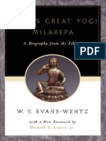 W. Y. Evans-Wentz - Tibet's Great Yogi Milarepa - A Biography from the Tibetan.pdf