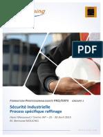 05 Process spécifique raffinage.pdf