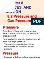 Chapter 8 8.2 Pressure and Gas Pressure (1)