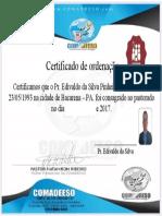 CERTIFICADO - ELADES