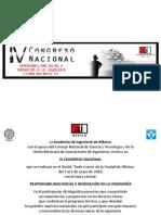 Agenda Preliminar - IV Congreso AI_15-Abril-2010