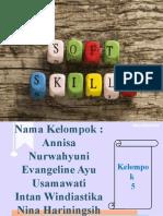 [Kelompok 5] Soft Skills