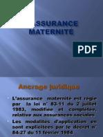 assurance maternité int 2020