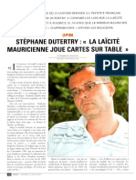 Stéphane Dutertry