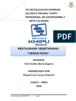 plan de negocio de RESTAURAND VEGETARIANO.docx