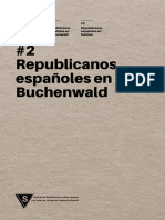 Republicanos españoles en Buchenwald