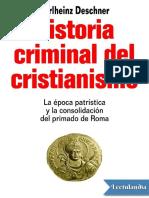 1 - La Epoca Patristica y la Consolidacion del Primado de Roma (1989).pdf