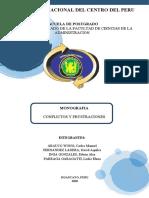 CONFLICTOS Y FRUSTRACIONES V0.1