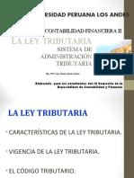 LEY TRIBUTARIA NORMAS LEGALES
