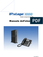 IPs1000 Users Manual Italian 4398A2