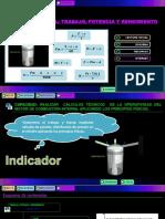 Diapositivas III parcial parte 1 Trabajo, fuerzas de propulsión y velocidad del pistón