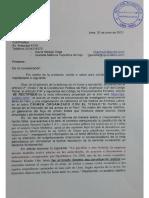 Carta de Khader Ode Jamis a OjoPúblico