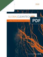 Cleantech Global 100 (2020)