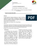 INFORME 4. conceptos termodinámicos