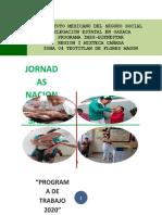JORNADAS DE SALUD PUBLICA 2020