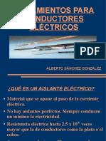 Aislamientos de conductores eléctricos