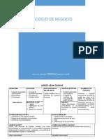 MODELO DE NEGOCIOS  6 institucional
