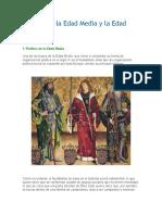9.-Política en la Edad Media y la Edad Moderna