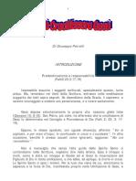 PERCHE CROCIFISSERO GESU' GIUSEPPE PETRELLI