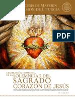 Subsidio - Solemnidad del Sagrado Corazón de Jesús