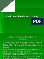 mediu marketing