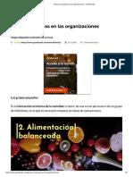 Grupos y equipos en las organizaciones - GestioPolis