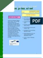 Comenius Go Green e Journal