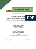 036 ANALISIS CRITICO DEL DISCURSO