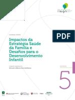 Impactos da ESF e desafios para o desenvolvimento infantil