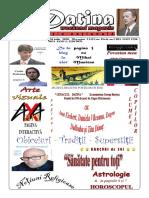 Datina - Ediție Națională -25-26.07.2020 - prima pagină