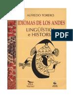 Torero, Alfredo (2002) Idiomas de los andes