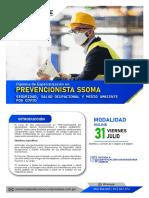 PREVENCIONISTA SSOMA BROCHUR JULIO 2020 CYBER PATRIO_Hasta el 21 de julio