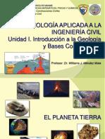 2. UNIDAD I. INTRODUCCIÓN A LA GEOLOGÍA PARTE II - EL PLANETA TIERRA