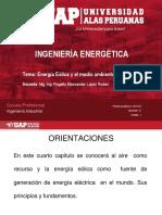 Semana 04 La Energía Eolica y el MA