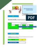 Medidas antropometricas de nutrición
