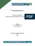 5.1.Evidencia 3-Planeacion Estrategica y la Gestion Logistica.