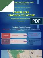 Cordillera Chongón Colonche