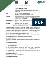 INFORME DE RESULTADO DEL ANÁLISIS NSTITUCIONAL IGV-TAMBOPATA