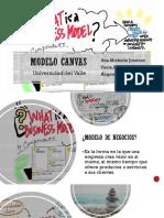 Presentación Modelo CANVAS (2)
