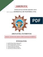 ESTUDIO DE TRÁFICO VEHICULAR