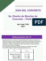 6a-Diseño de Mezcla II Parte