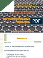 SEMANA 1 (3) - ESTADO DEL ARTE - PROPIEDADES DE LOS MATERIALES