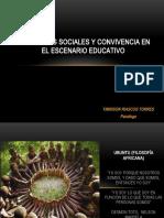 La Diversidad, Las Habilidades Sociales y La Convivencia Escolar en El Escenario Educativo