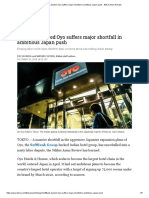 SoftBank-backed Oyo suffers major shortfall in ambitious Japan push - Nikkei Asian Review